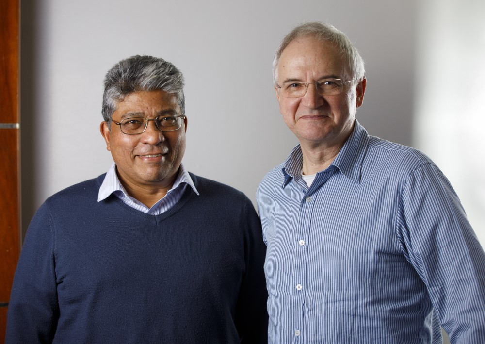 Arne Akbar and Peter Openshaw