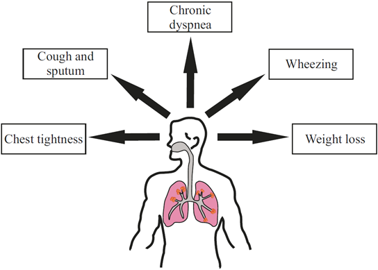 why weight loss with copd