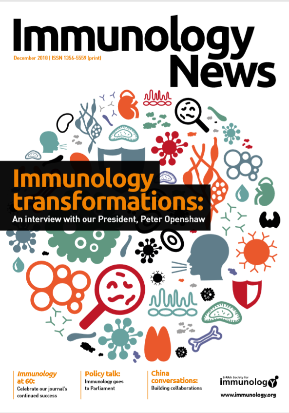 c208d2209a6e9 Immunology News - December 2018. The new issue of ...